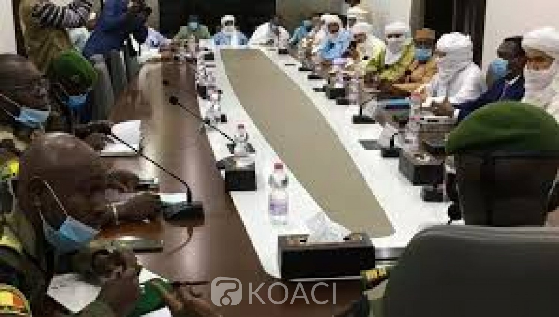 Mali : Transition, le CNSP au pouvoir annonce des consultations «nationales» et de nouvelles nominations