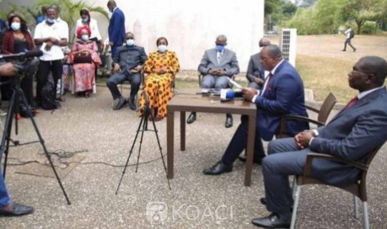 Côte d'Ivoire : Depuis la Cathédrale,  Adjoumani répond au cardinal Kutwa : « votre prise de parole, Eminence, n'aille pas dans le sens de l'apaisement du climat social »