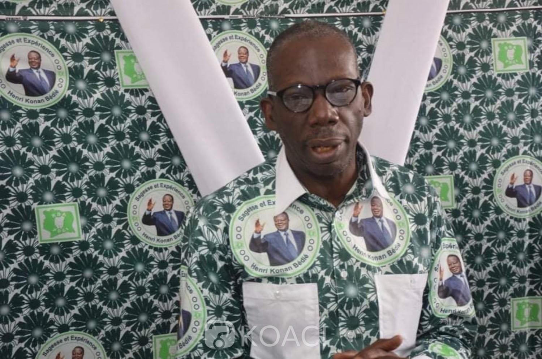 Côte d'Ivoire : Gnamien Yao à propos de l'âge de Bédié : «Celui qui dit que Bédié est vieux viole la Constitution, l'article 4 de la Constitution dit que personne ne doit être discriminé »