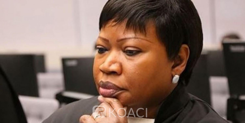 Côte d'Ivoire : Avant le verdict du procès en appel de Gbagbo et Blé Goudé, les USA sanctionnent la Procureure Fatou Bensouda, réaction de la CPI