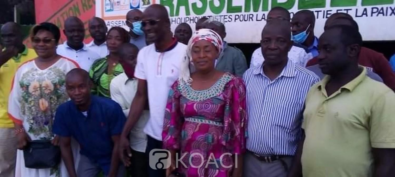 Côte d'Ivoire : Plusieurs enseignants du Parti de Mabri à Duekoué virent au RHDP
