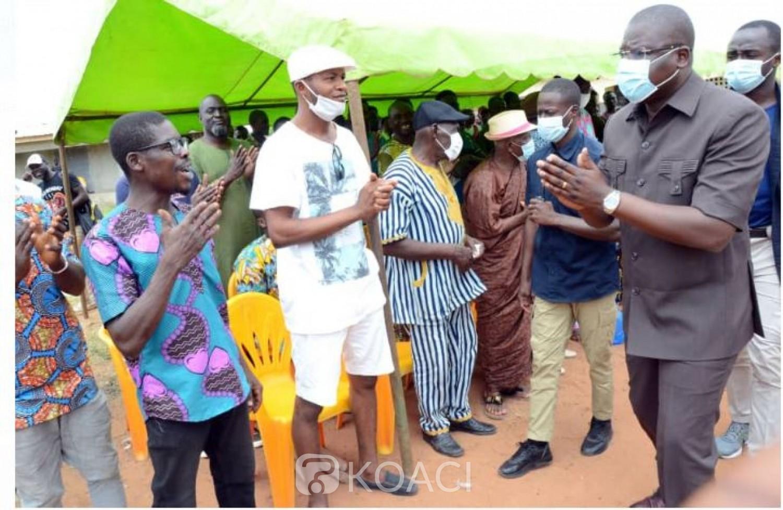 Côte d'Ivoire : « Convoyage » des microbes à Divo par le maire Amédé Kouakou, des populations dénoncent  une affabulation