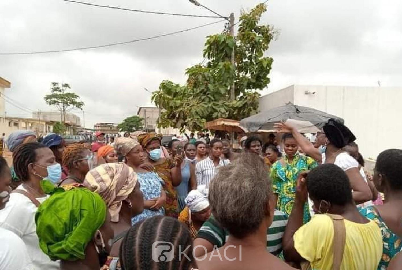 Côte d'Ivoire : Un sit-in des femmes de l'opposition dispersé par la police devant l'ambassade des USA à Abidjan