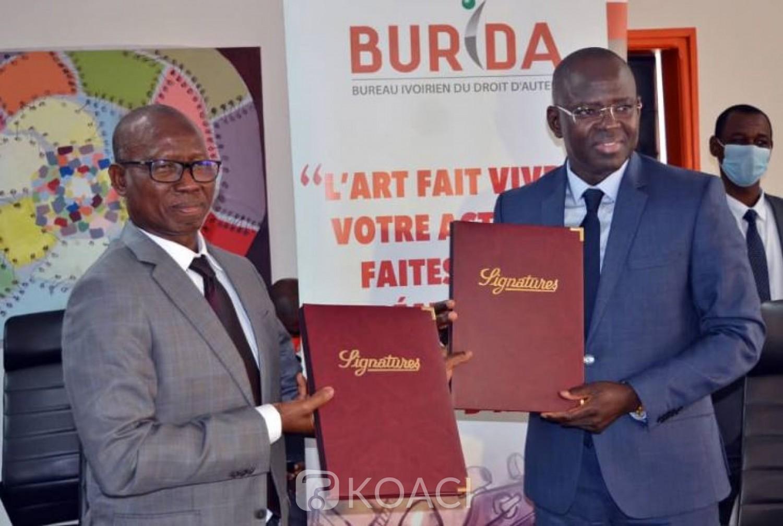 Côte d'Ivoire : Ce que disent les accords de  partenariat entre le BURIDA et l'Union des radios de proximité