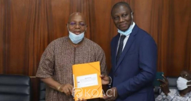 Côte d'Ivoire : Sory confirme que la FIF n'a pas reçu les fonds Covid-19 et Foward et revèle : « La FIFA  nous dit que notre cas est spécifique »