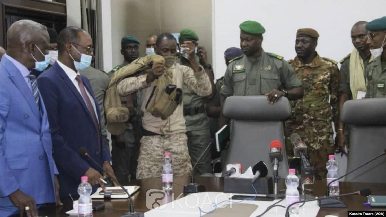 Mali : Crise, le CNSP au pouvoir lance deux jours de consultations nationales sur la transition