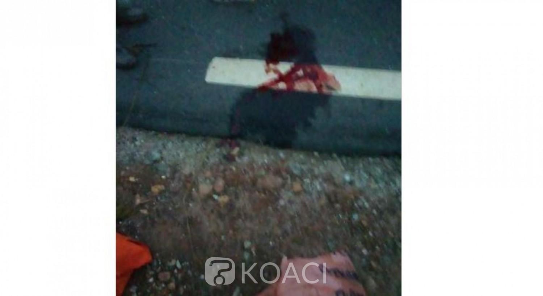 Côte d'Ivoire : Des coupeurs de routes ouvrent le feu sur deux cars de transport à Dimbokro et font des victimes