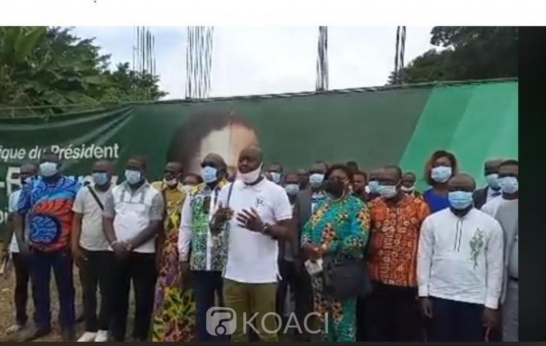 Côte d'Ivoire : Présidentielle 2020, investiture de Bédié à Yamoussoukro, l'appel de Koné Issa aux jeunes pour inonder la place Jean-Paul II