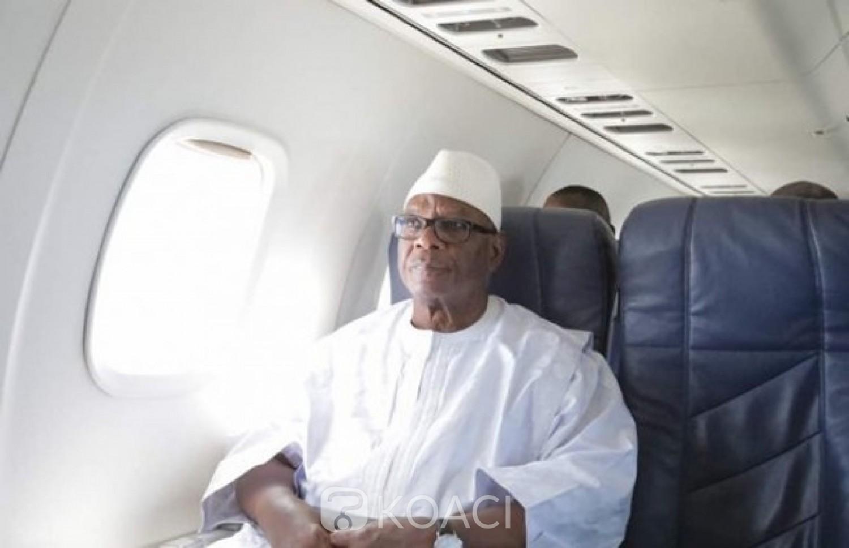 Mali : Ibrahim Boubacar Keïta évacué aux Emirats arabes unis pour un traitement médical de 15 jours maximum