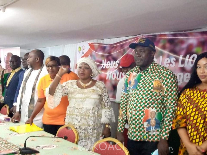 Côte d'Ivoire : La députée Traoré Mariam à l'opposition: « Pourquoi vous déposez vos candidatures à la CEI que vous contestez ?»