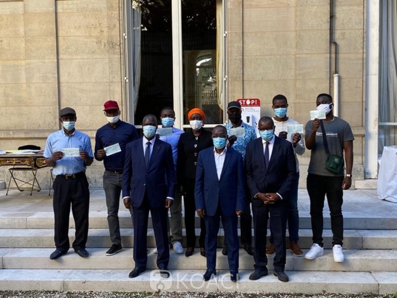 Côte d'Ivoire :    France, le Gouvernement ivoirien fait don de 114 mille euros aux victimes de la COVID- 19