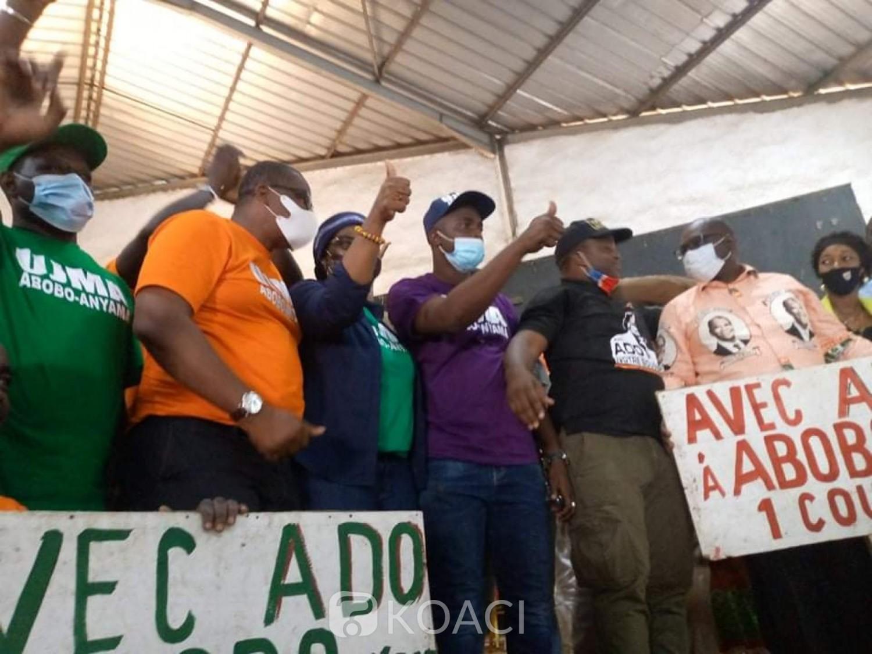 Côte d'Ivoire : Scrutin présidentiel, depuis Abobo, le UJMA-RHDP prêts à accepter le verdict des urnes