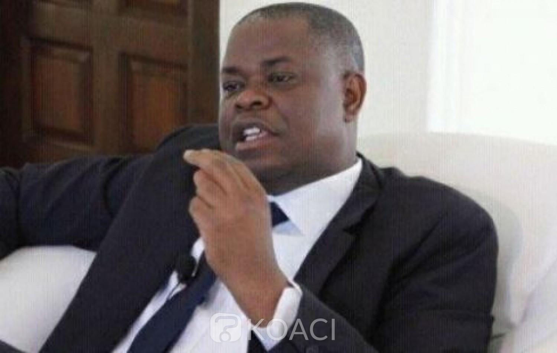 Côte d'Ivoire : Affaire de Braquage de la BCEAO, les précisions de Katinan Koné