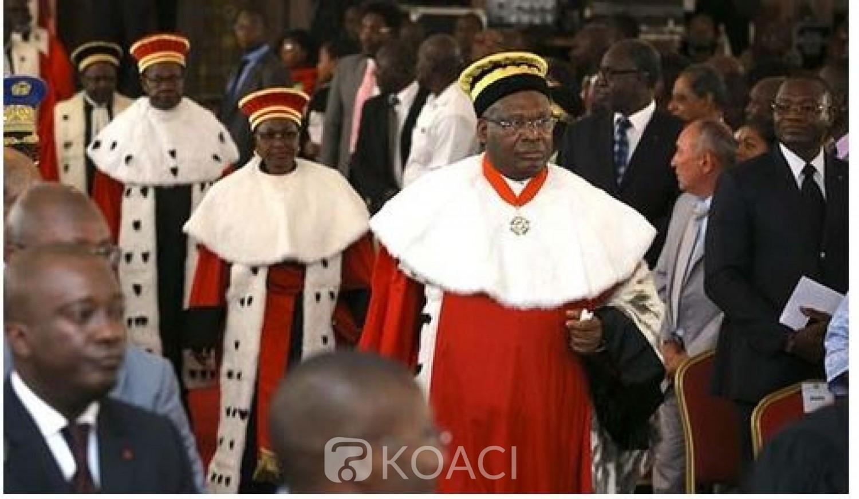 Côte d'Ivoire : Présidentielle 2020, plus aucune réclamation ou observation présentée au   Conseil constitutionnel depuis dimanche