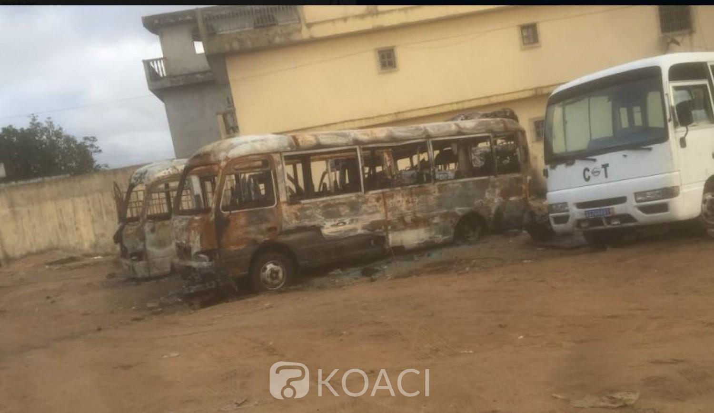Côte d'Ivoire : Après le passage des casseurs à Bonoua, le plus touché chiffre ses dégâts matériels à plus de 100 millions de FCFA