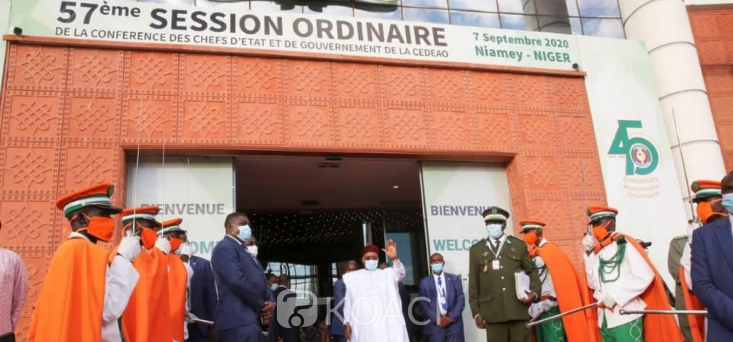 Mali :  Ultimatum de la CEDEAO pour une transition civile