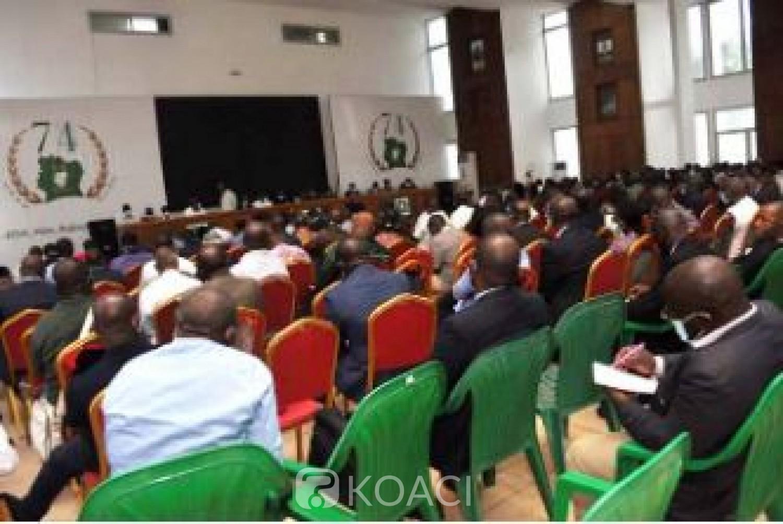 Côte d'Ivoire : Présidentielle 2020, le programme détaillé de l'investiture de Bédié