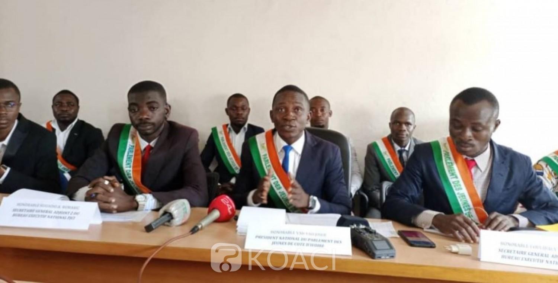 Côte d'Ivoire : Elections 2020, des jeunes projettent une marche blanche à Yamoussoukro pour exiger un dialogue entre les leaders politiques