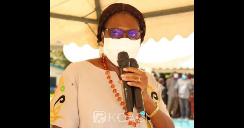 Côte d'Ivoire : Après les violentes manifestations, Simone Gbagbo à Bonoua pour «dire Yako à ses braves populations»