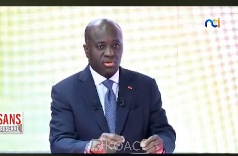 Côte d'Ivoire : Amon Tanoh à propos du passeport de Gbagbo «il a droit à deux passeports, donc il faut lui donner son passeport»