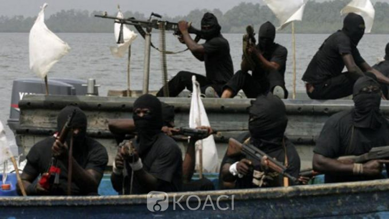 Nigeria : Un navire néerlandais cible d'une « attaque » au large, deux otages