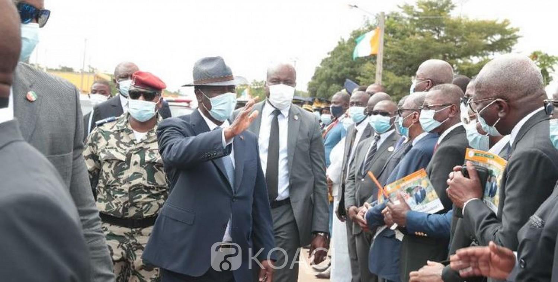 Côte d'Ivoire : « Si je suis élu, je m'engage à faire venir Gbagbo », fake news en pleine visite d'Etat du Président Ouattara dans le Moronou