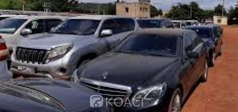 Mali : Le garage officiel de l'Etat encombré par les voitures restituées par d'ex-officiels