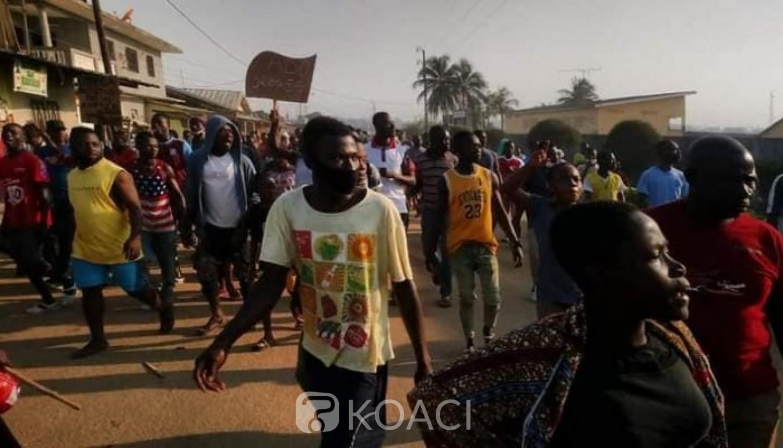 Côte d'Ivoire : Election 2020, l'opposition projette reprendre les rues après l'investiture de Bédié à Yamoussoukro