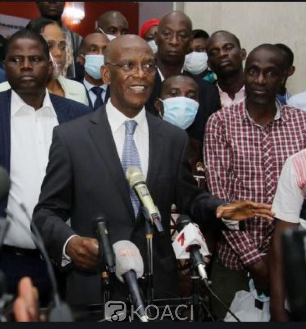 Côte d'Ivoire : Vers le rejet de la candidature de  Mamadou Koulibaly ? Le conseil Constitutionnel lui donne 48h pour régulariser  ses parrainages