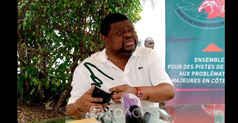 Côte d'Ivoire : Situation sociopolitique, Koné Cheick Oumar martèle que le pays court vers un précipice et donne sa position sur l'élection à la présidence de la FIF