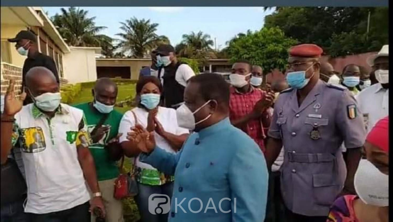 Côte d'Ivoire : Bédié est arrivé à Yamoussoukro et se rend dans la famille Boigny pour les bénédictions avant son investiture