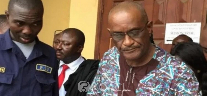 Liberia : 500 millions F CFa disparus sur les comptes bancaires du fils de Sirleaf, deux employés arrêtés