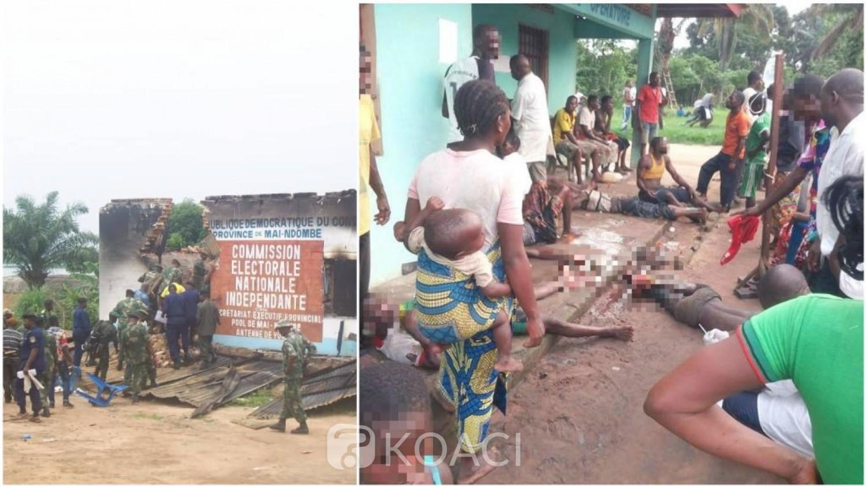 RDC : 58 morts au moins  dans deux massacres en Ituri