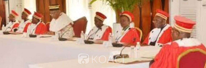 Côte d'Ivoire : Proclamation  de la liste définitive des candidats, et si le Conseil constitutionnel driblait tout le monde