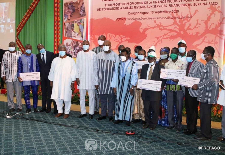 Burkina Faso : lancement d'un Fonds de Finance inclusive destiné aux groupes vulnérables