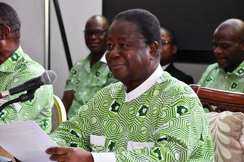 Côte d'ivoire : Renonciation hors délais au Conseil constitutionnel, les avocats de Bedié évoquent une renonciation en 2004