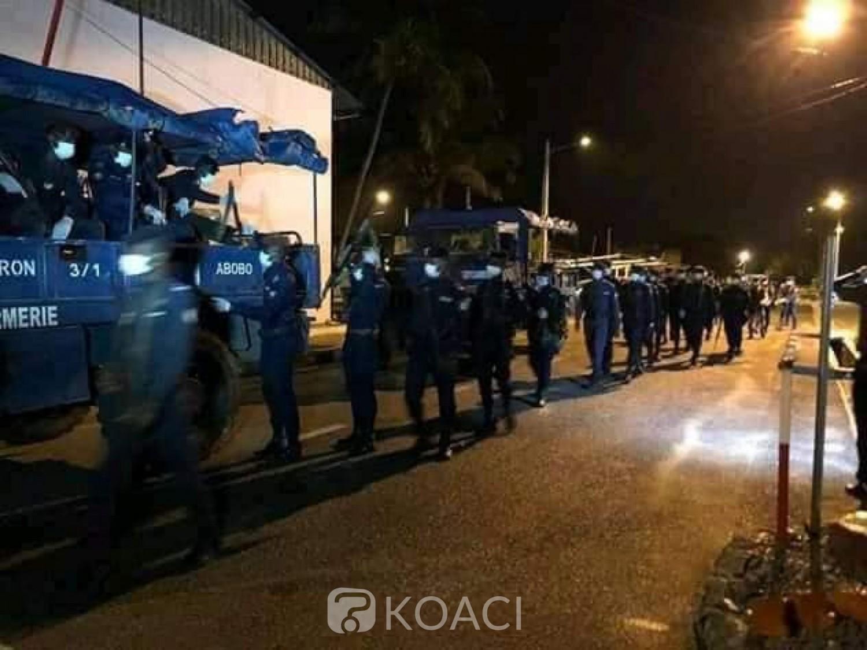 Côte d'Ivoire : Lutte contre le banditisme, la police mobilisée  sur le territoire national pour une opération d'envergure