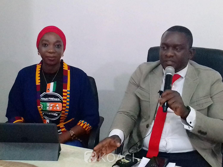 Côte d'Ivoire : Bouaké, pour détecter le bon citoyen avec 10 millions, « Mon Gbonhi TFA » lancé