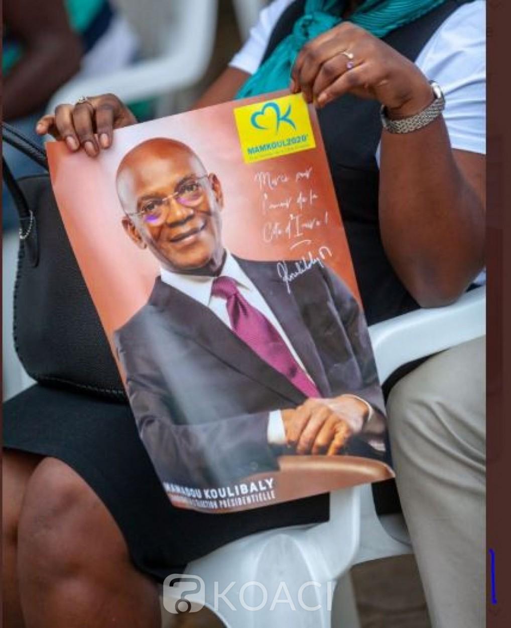 Côte d'Ivoire : Présidentielle 2020, Koulibaly a régularisé ses parrainages  en attente de validation