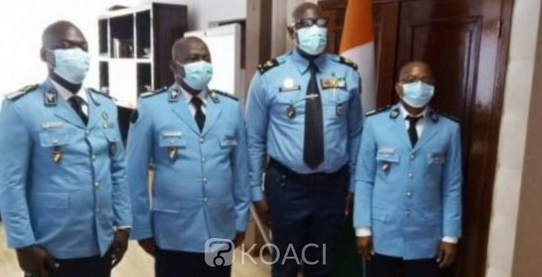 Côte d'Ivoire-RDC : Des fonctionnaires de police en mission de maintien de paix en RDC