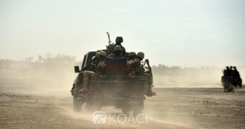 Niger :  Deux soldats tués dans une attaque terroriste à la frontière algérienne