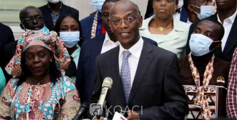 Côte d'Ivoire : Mamadou Koulibaly : « Nous avons transmis plus de 45.000 parrainages propres dans 22 régions au conseil constitutionnel »