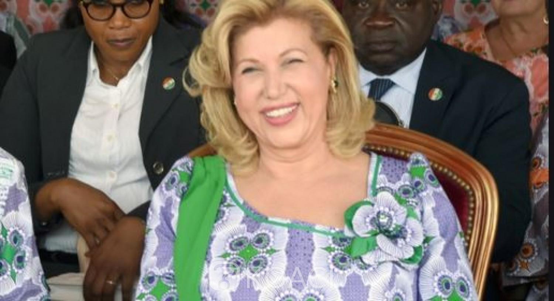 Côte d'Ivoire : Après le déjeuner Macron-Ouattara, Dominique Ouattara, nouveau punching ball des soroïstes en exil