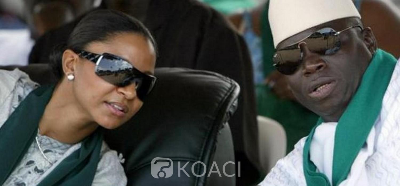 Gambie : Zineb sanctionnée aux USA pour sécurisation des fonds de son mari Jammeh