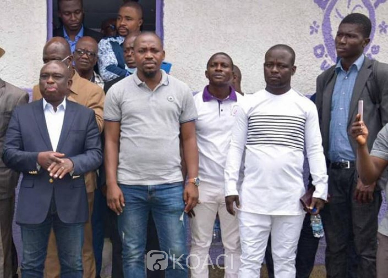 Côte d'Ivoire : Présidentielle 2020, le candidat KKB « drague » la FESCI