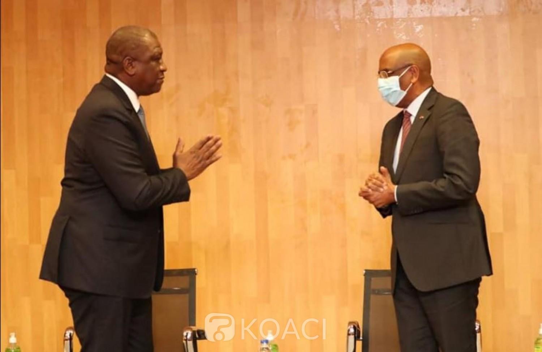 Côte d'Ivoire : Le  Premier Ministre Bakayoko rassure les acteurs du secteur privé sur le maintien d'un climat de paix