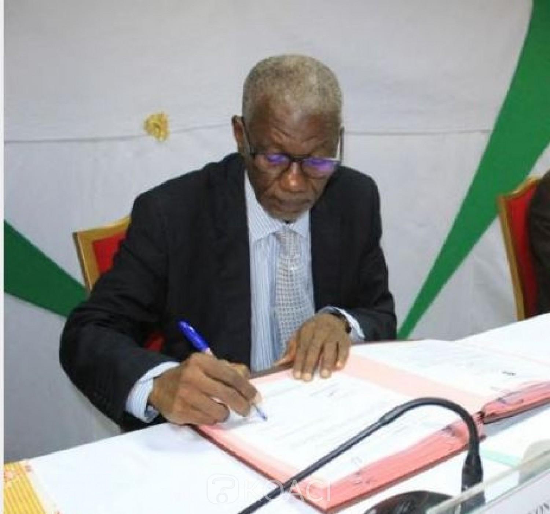 Côte d'Ivoire : Le Président de l'ANP conseille  les journalistes : « Une source d'information n'est jamais innocente »