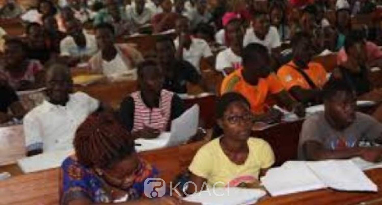 Côte d'Ivoire : Universités, la réouverture de la session des attributions des bourses  au titre de l'année 2018-2019 sera officiellement lancée lundi prochain