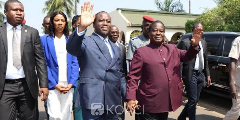Côte d'Ivoire : Bédié se félicite de l'appel lancé à Paris par Soro et s'associe à cette démarche
