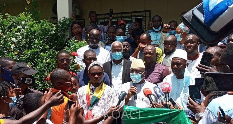 Guinée : Le FNDC annonce des marches pour faire «barrage» au 3ème mandat d'Alpha Condé